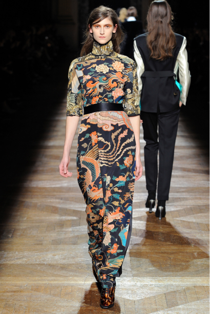 Fall 2012 Fashion Trend - Eastern Prints