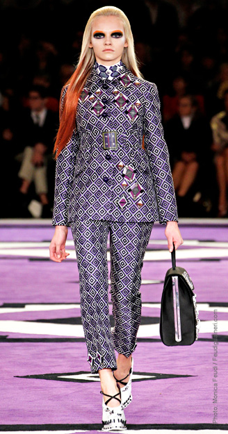 Fall 2012 Fashion Trend - Geometric Prints