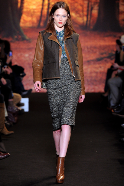 Fall 2012 Fashion Trend - Tweed